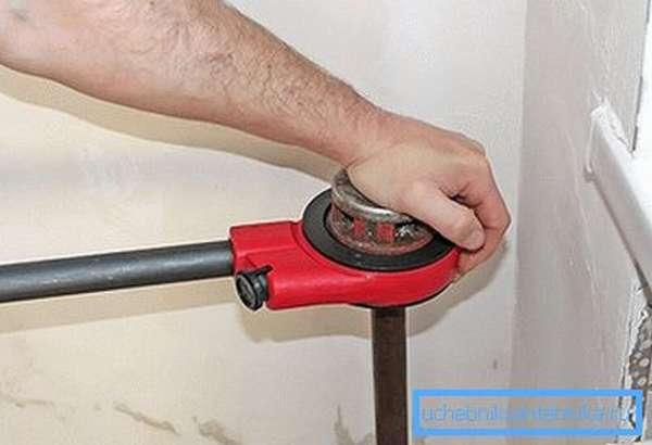 Применяем клупп с трещоткой