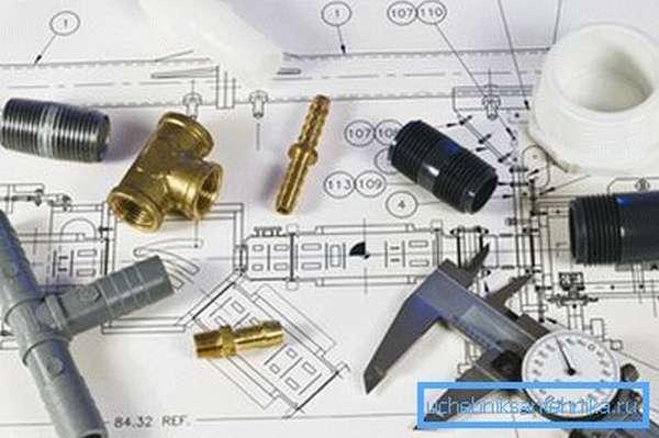 Проектирование отопительной системы