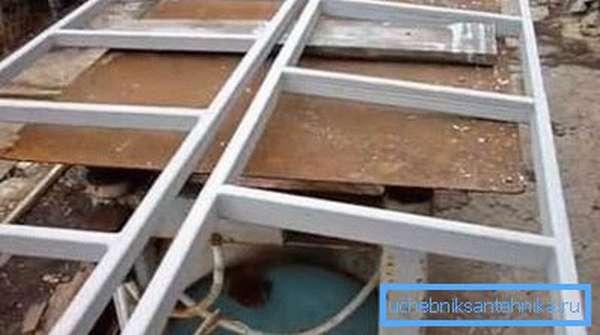 Профильная труба – прекрасный материал для изготовления лестниц