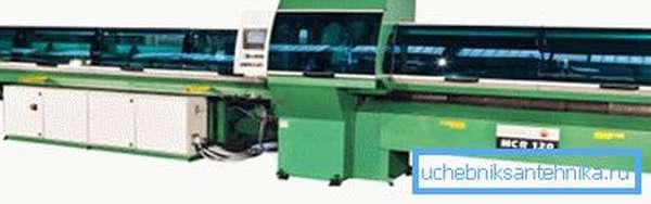 Прокатный стан – современное оборудование для производства медной трубы