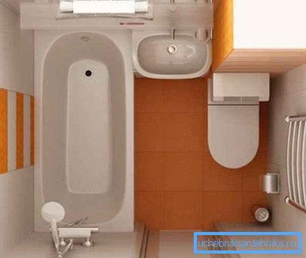 Пропускная способность водопровода должна обеспечивать одновременную работу нескольких сантехнических приборов.
