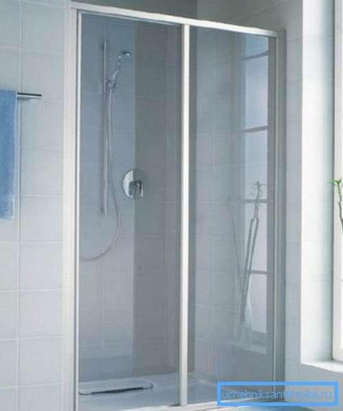 Простейший вариант создания встроенной конструкции с использованием особенностей помещения