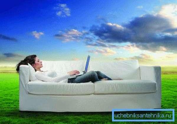 Пустите свежий воздух в свой дом, тем более это несложно!
