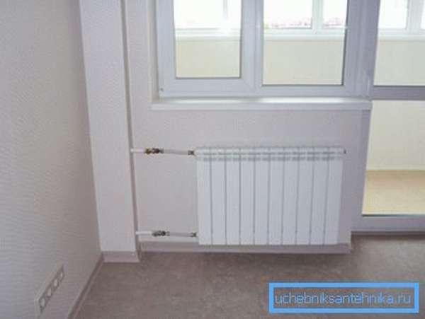 Радиатор в квартиру – все не так просто, как кажется на первый взгляд