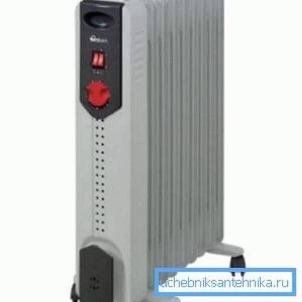 Радиаторы на 1,5 кВт – самый распространенный и популярный вариант