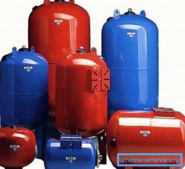 Расширительный бак — важный элемент системы отопления