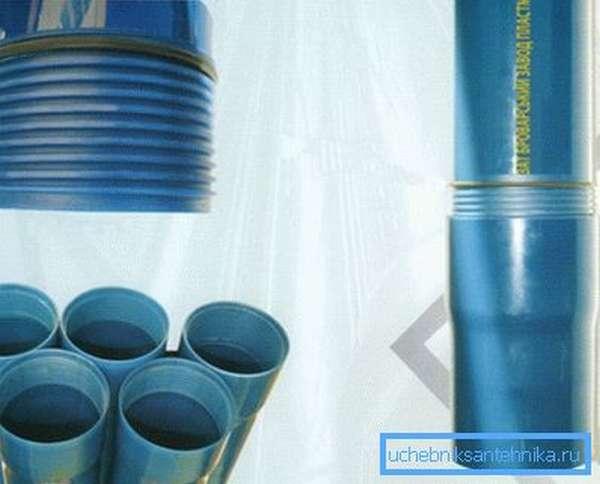 Резьбовое соединение – самый надежный способ стыковки обсадочных труб