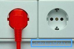 Розетка – всё, что нужно для работы электрического обогревателя