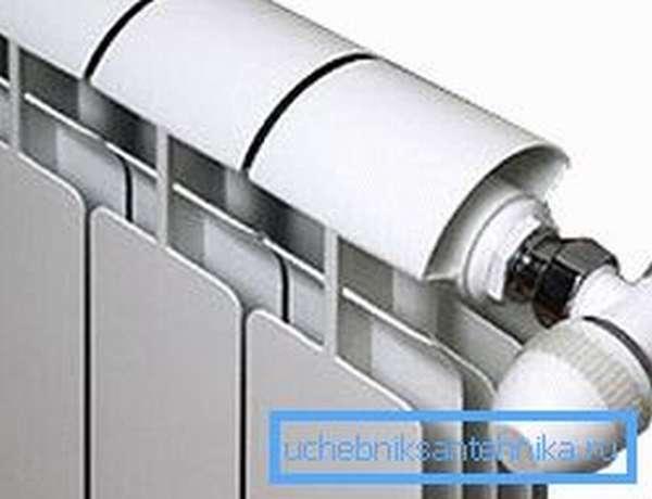 С помощью термостата можно регулировать мощность обогрева