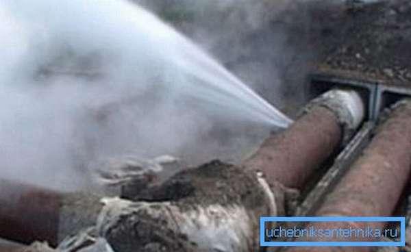 С водой утекают и наши деньги