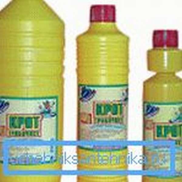 Самое распространенное средство химической очистки.