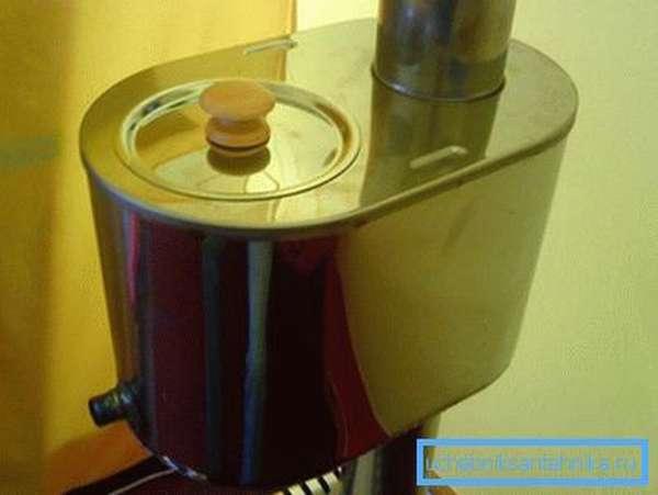 Серийная модель нагревателя малой емкости.