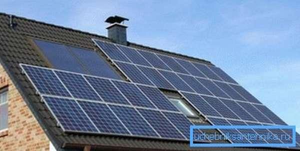 Системы обогрева на солнечной энергии пока не могут заменить традиционные инженерные сети