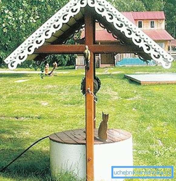 Собственный источник воды – это удобно, бесплатно и безопасно!