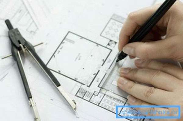 Составление проекта вентиляционной системы загородного коттеджа