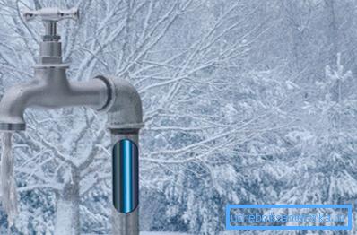 Совместим ли открытый водопровод с суровым российским климатом? Ответ не столь однозначен, как кажется.