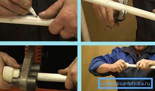 Создание соединения с помощью пайки своими руками