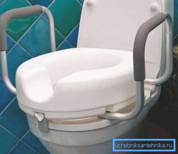 Специальное устройство для инвалидов