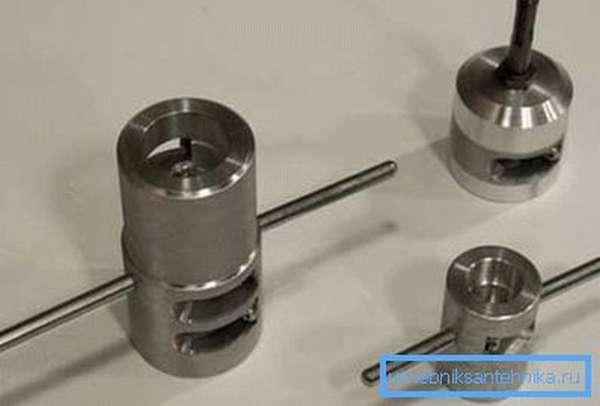 Специальный зачистной инструмент для полипропиленовых труб
