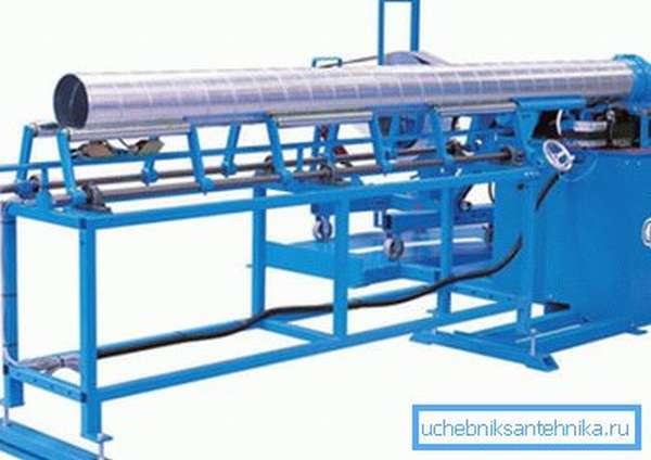 SPIRO Tubeformer 1602 PRO