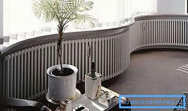 Стальные радиаторы – недорогой способ отопления для автономных систем