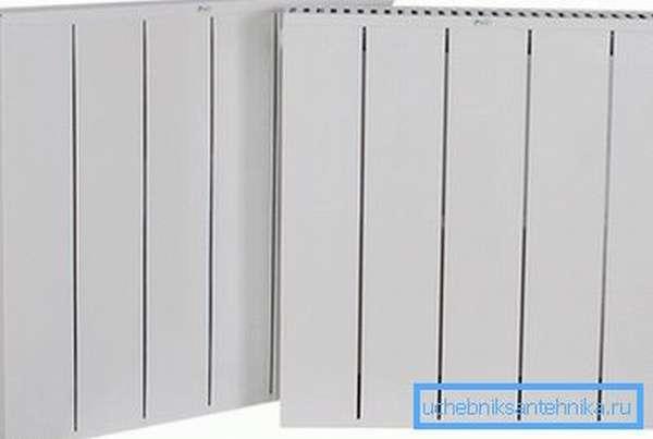 Стальные секционные радиаторы отопления