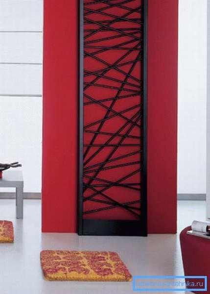 Такой радиатор будет не только греть, но и украшать помещение