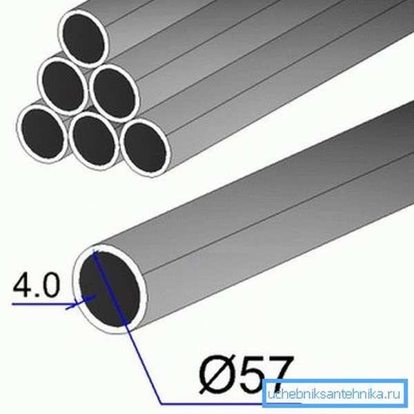Толщина стенок является очень важным параметром, поскольку от него зависит не только прочность изделия, но и его вес