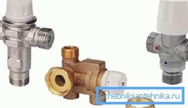 Трехходовые клапаны могут значительно отличаться по конструкции, но принцип их работы всегда одинаков