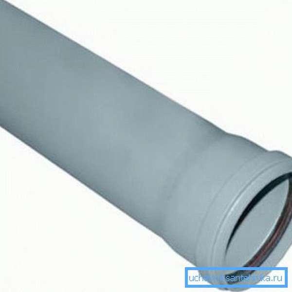 Труба ПВХ 32 мм с раструбом