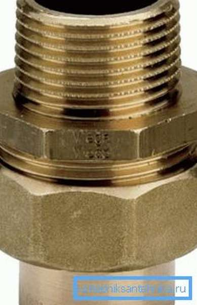 Трубная резьба 3 8 дюйма в мм составит 17 мм