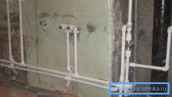 Трубы этого размера чаще всего используются для разводки воды в пределах квартиры или небольшого коттеджа.