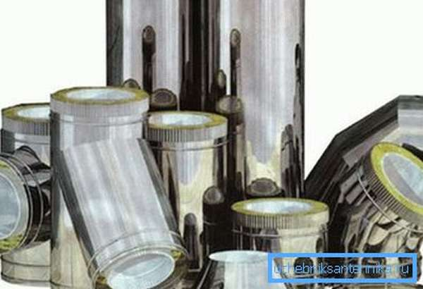 Трубы и сопутствующие компоненты из стекла