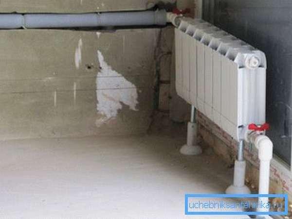 Трубы нужно защищать теплоизоляционным материалом