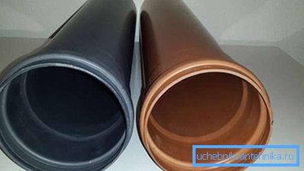 Трубы канализационные110 мм