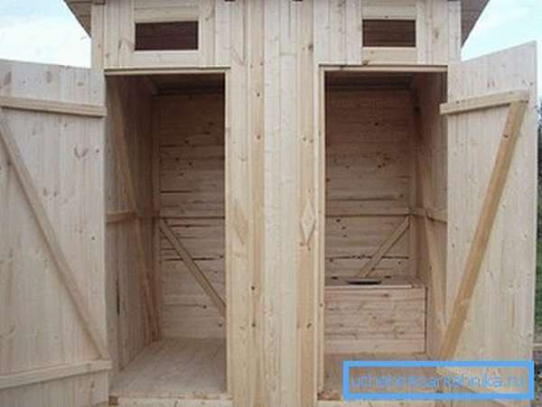 Туалет и душ под одной крышей