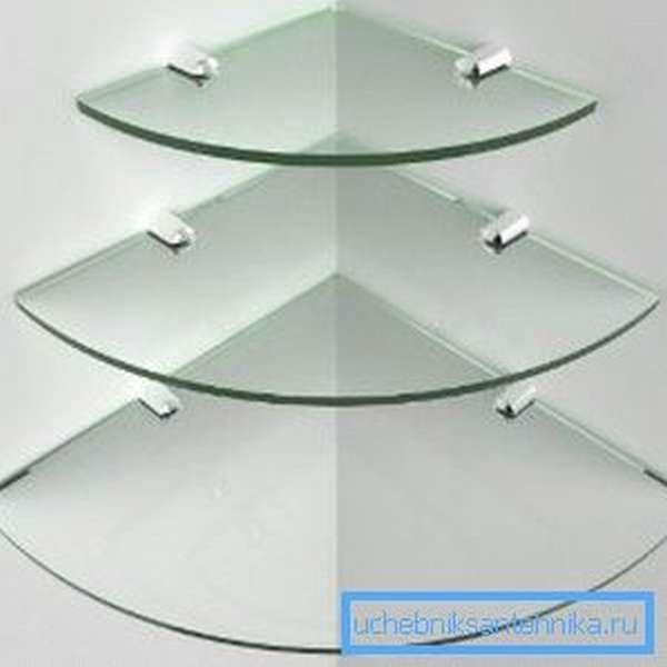 Угловые конструкции отличаются удобством и функциональностью