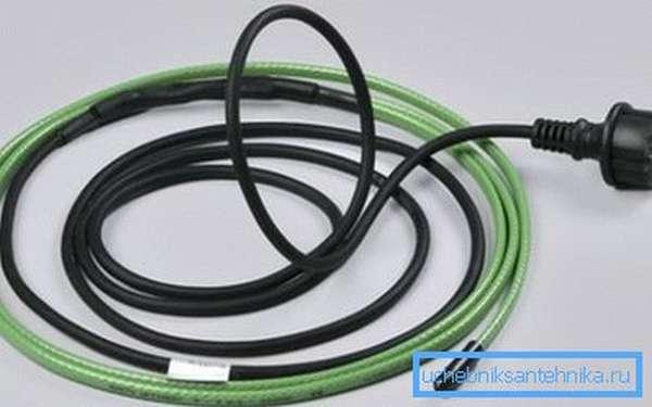 Умный кабель не требует терморегуляторов.