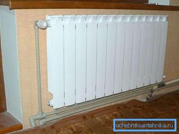 Установка индивидуального отопления в многоквартирном доме может проводиться самостоятельно