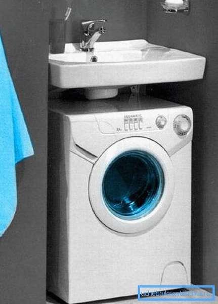 Устройства, оснащённые насосным оборудованием, могут быть расположены ниже уровня монтажа остальных сантехнических приборов