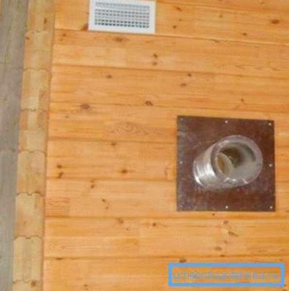 Важно обустроить в помещении качественную вентиляцию.