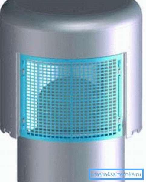 Вентиляционный канализационный клапан