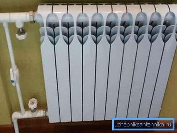 Внешний вид алюминиевых радиаторов – еще одно их достоинство