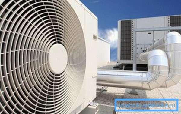 Водоснабжение + отопление + вентиляция рассматриваются как единая система обеспечения комфортного микроклимата в помещениях.