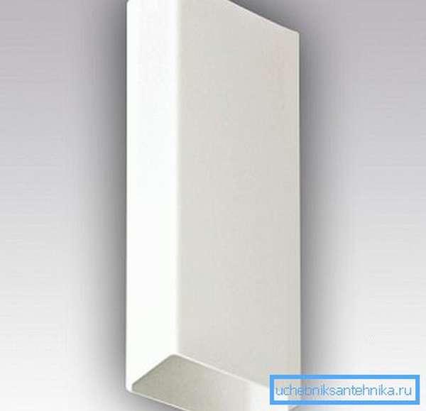 Воздуховоды могут иметь как круглую, так и квадратную и прямоугольную форму