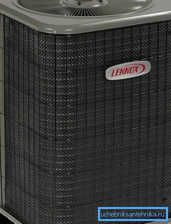 Воздушный тепловой насос Lennox TPA (наружный блок).