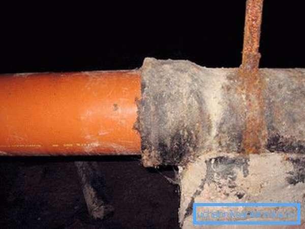 Врезка в металлические трубы