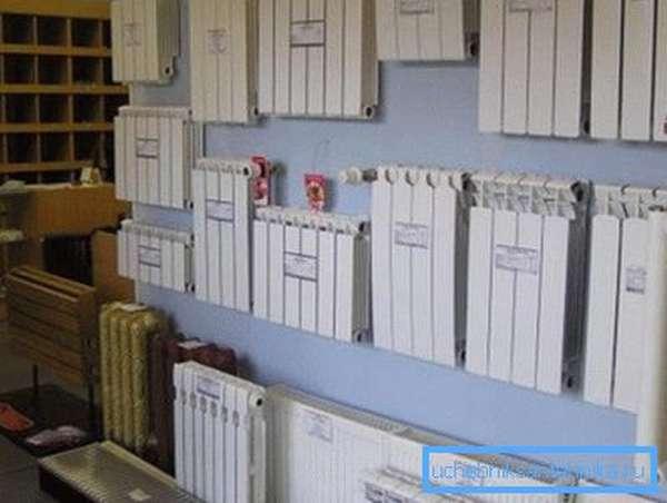 Выбор радиаторов отопительной системы велик, каждый найдет что-нибудь для себя подходящее