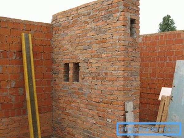 Вытяжные каналы могут быть частью конструкции здания