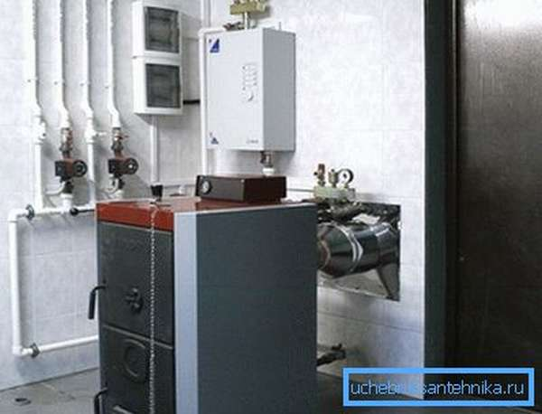 Замена воды горячим паром требует серьезной модификации всех узлов и агрегатов